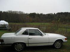 Mercedes-Benz SL 350SL innbytte / bytte?  1972, 127000 km,