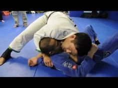 SIDE CONTROL- Fly Paper Choke with Professor Kris Kim - YouTube