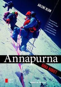 Annapurna. Góra kobiet-Blum Arlene