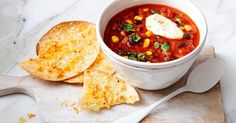 This hearty tomato and bean soup will satisfy any night of the week.