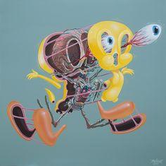 IKON, del artista austriaco Nychos.