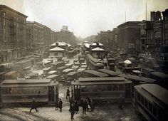NYC 1900 Lower East Side