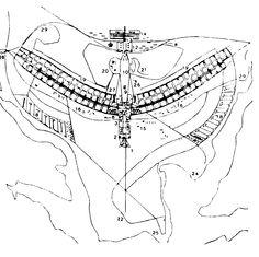 Plano piloto de Brasília, por Lucio Costa (1957). Brasil #luxosqueoimpériotece #brasil #brasilia #planopiloto #projetourbanistico #arquitetura #luciocosta #império #imperivm #imperivmriodejaneiro | Brasília pilot plan, 1957, by Lucio Costa (1957). Brazil #luxuriesthattheempireweaves #brazil #brasilia #pilotplan #urbanproject #architecture #luciocosta #empire #imperivm #imperivmriodejaneiro