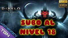 Diablo 3 Reaper of Souls Gameplay hola pichones, hoy seguimos leveando con makabro y alcanzamos el nivel 18, seguimos viendo contenido de este juegazo, pasar a verlo, os gustará