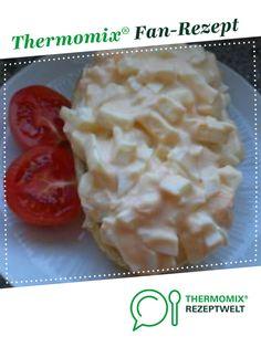 Eiersalat von moyo1001. Ein Thermomix ® Rezept aus der Kategorie Vorspeisen/Salate auf www.rezeptwelt.de, der Thermomix ® Community.