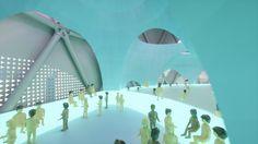 Daniel Mikolajcák Visual Workshop s. - The World of Prosperity Fortification, Urban Landscape, Experiment, Sheep, Wolf, Public, Language, Construction, Space