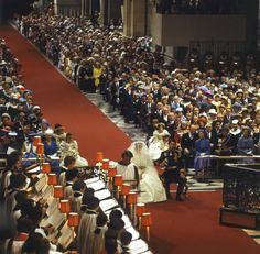 Royal Wedding | Lady Diana Spencer & HRH Prince Charles wedding day,St. Paul's Cathedral,July 29th,1981