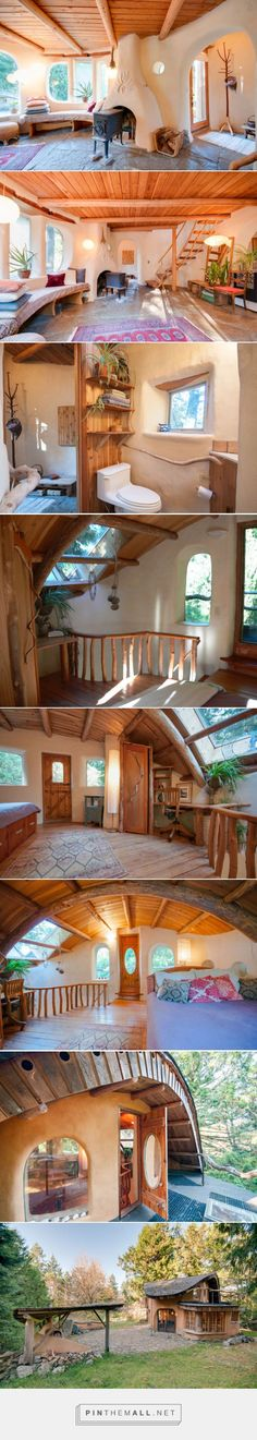 Moon to Moon: Mayne Island Cob House - http://frommoontomoon.blogspot.co.za/2015/06/mayne-island-cob-house.html created via https://pinthemall.net