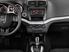 Dodge Journey 2012 instrument panel