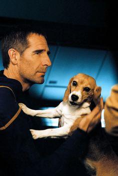 Star Trek: Enterprise. Promo shots. Archer and...