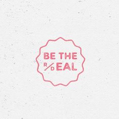 ourlifeintransit:  'Be the real deal' - fresh from the Donald Design studio.