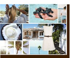 """""""Beach life is for me."""" by storyofmylife24 ❤ liked on Polyvore"""