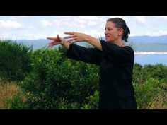 Tai Chi for Beginners 5 minutes a day with Leia Cohen Here you have all five modules stringed together so you can do an almost 40 minute practice without cha. Reiki Meditation, Meditation Music, Tai Chi Moves, Tai Chi Exercise, Tai Chi For Beginners, Michelle Lewin, Boxing Workout, Wing Chun, Aikido