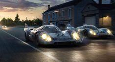 Diese faszinierenden Drucke lassen Motorsportgeschichte wieder lebendig werden | Classic Driver Magazine