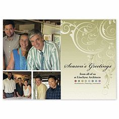 Simple Elegance Holiday Cards UP13948 | Christmas Greeting Cards | Deluxe.com