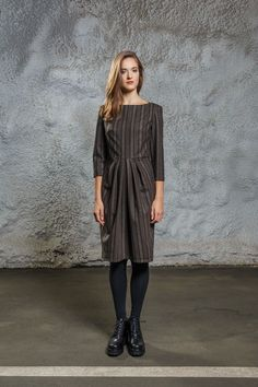Eastwood Dress via Diba se Diva. Click on the image to see more!