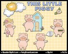 Image result for clip art nursery rhyme characters