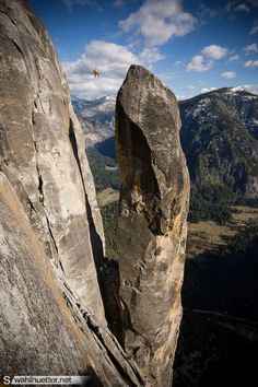 Lost Arrow Spire | Yosemite Photo by Sebastian Wahlhuetter — National Geographic Your Shot