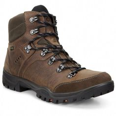 08567f07c20 Durable Mid-Cut Upper In High Quality Oiled Yak Nubuck Leather For Enhanced  Stability And Comfortable Fit. Gore-Tex MembraneReceptor Technology For ...