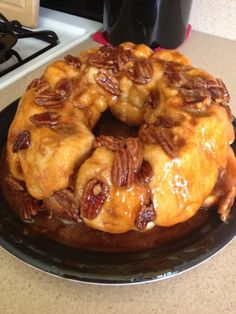 Christmas Breakfast Recipes | Christmas Morning Sticky Buns | Tasty Kitchen: A Happy Recipe ...