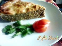 Drob in foietaj Eggs, Pudding, Meat, Cooking, Breakfast, Desserts, Recipes, Paste, Orice