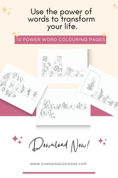 Words Containing, Holiday Planner, Vegan Quotes, Self Love Affirmations, Transform Your Life, Affirmation Quotes, Subconscious Mind, Be Kind To Yourself, Love You More