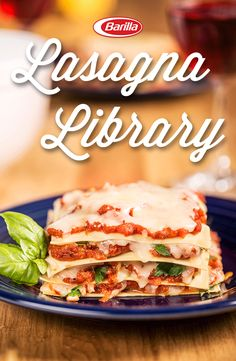 If you're drooling raise your hand… and wipe your mouth. Visit Barilla's lasagna library for our collection of easy family-friendly recipes made to appease everyone from vegetarians to meat-lovers.