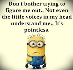 41 Ideas For Funny Memes Sarcastic Hilarious Humor Minions Quotes Funny Minion Pictures, Funny Minion Memes, Minions Quotes, Funny Jokes, Hilarious, Memes Humor, Minion Sayings, Minions Love, Sarcastic Quotes