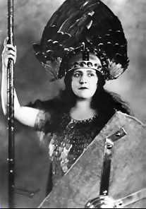 Die Walkure - Frida Leider.