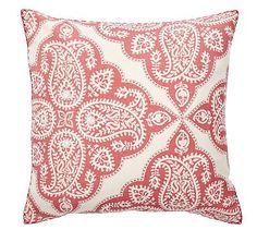 Scarlett Pillow Cover #potterybarn