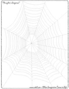 creative kids spider