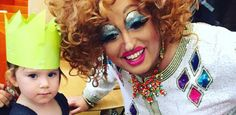 "BROOKLYN, N.Y. -- ""Who wants to be a drag queen when they grow up?"" That's the question a man dressed as a woman recently asked children attending ""Drag Queen Story Hour"" (DQSH) at a public library in New York. Since last fall, the Brooklyn Public Library in Park Slope has been offering the storytime for…"