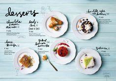 Food & beverage photography - Zizo Menu on Behance