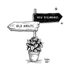 old habits, new beginnings. old habits, new beginnings. Art Sketches, Art Drawings, Geometric Tatto, Desenhos Love, Neue Tattoos, Gift Bows, Make A Gift, New Beginnings, Doodle Art
