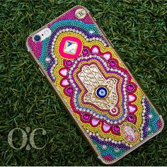 Check out this item in my Etsy shop https://www.etsy.com/listing/386998068/luxury-phone-case-handmade-iphone-6-cell