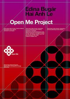 open me poster
