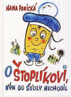 ill: Božena Plocháňová ,Czechoslovakian childrens book Children's Book Illustration, Book Illustrations, Childrens Books, Hana, Disney Characters, Fictional Characters, Retro, European Countries, Czech Republic