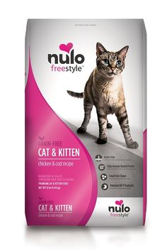 Nulo Dry Cat Food > You will love this! More info here : Cat food