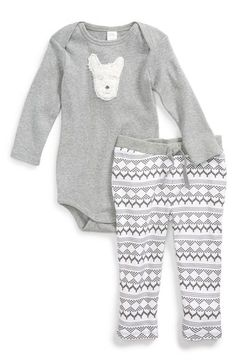 Nordstrom Baby Cotton Bodysuit & Pants (Baby) available at #Nordstrom