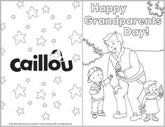 Happy Grandparents Day! – Printable Greeting Card 2
