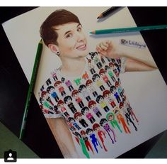 Wish i could draw like that