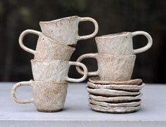 A beautiful collection of handmade ceramics from Liquorice Moon Studio.