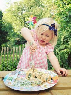 10 fantastische Kindermenüs | Kindern schmecken andere Dinge als Erwachsenen. Aber auch die schwierigsten kleinen Esser kann man mit dem Einbeziehen in den Kochprozess, der Pr