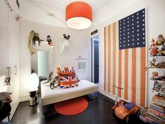 Framed American Flag...Reid