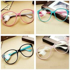 Women glasses with case  Price 850 each