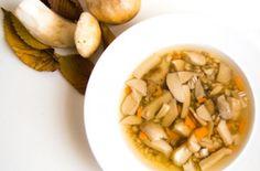 Суп из свежих белых грибов - рецепты с фото. Как приготовить вкусный грибной суп из белых грибов