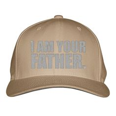 I Am Your Father Embroidered Baseball Cap