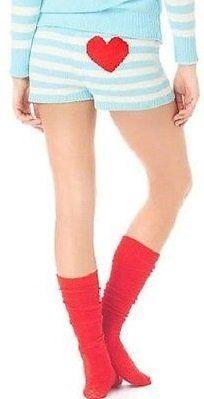 Official Betsey Johnson Cozy Sweater Shorts Blue White Re... https://www.amazon.com/dp/B01GW2JLMW/ref=cm_sw_r_pi_dp_2Flzxb2AXDRWW