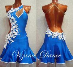 Resultado de imagen de платье бальное 2 юбки латина и стандарт