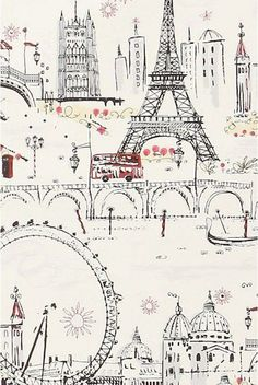 #illustration #paris